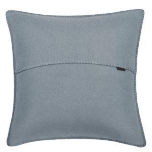 zoeppritz weicher soft fleece kissenbezug 50x50 wasser blau