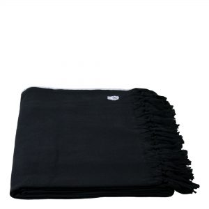 sunny zoeppritz baumwoll decke schwarz