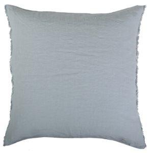 stay here zoeppritz leinen kopfkissenbezug wasser blau