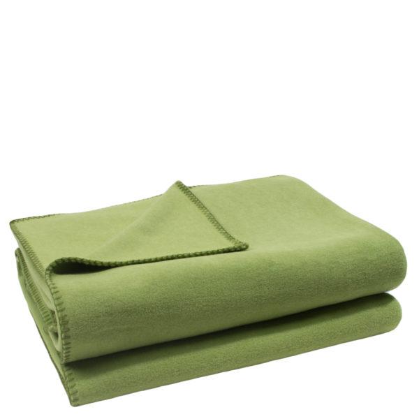 4005133001180-00-zoeppritz-weiche-soft-fleece-decke-160x200-gruen-