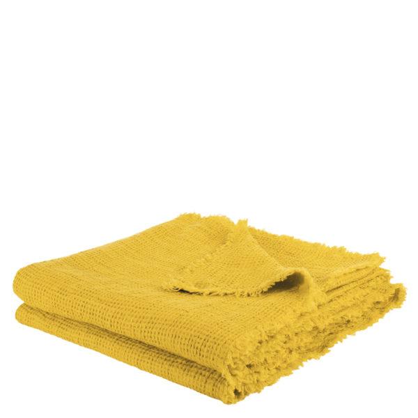 4051244491297-00-honeybee-zoeppritz-leinen-decke-130x180-curry-gelb
