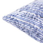 zoeppritz Believe in centuries Kissenbezug, Farbe blau, Material Baumwolle in Groesse 60x60