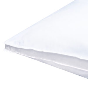 zoeppritz Absolute Kissenbezug, Farbe weiss, Material Baumwolle Perkal in Groesse 40x60