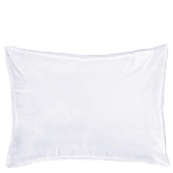 zoeppritz Absolute Kissenbezug, Farbe weiss, Material Baumwolle Perkal in Groesse 55x75
