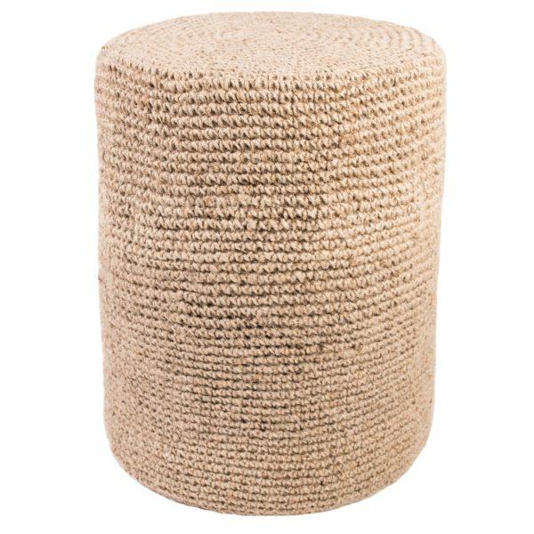 zoeppritz Rope stool Hocker natur, Material Jute, 44x35