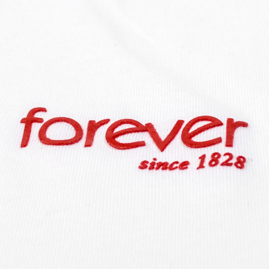 zoeppritz Forever T-Shirt, Farbe weiss, Material Bio Baumwolle, Groesse S