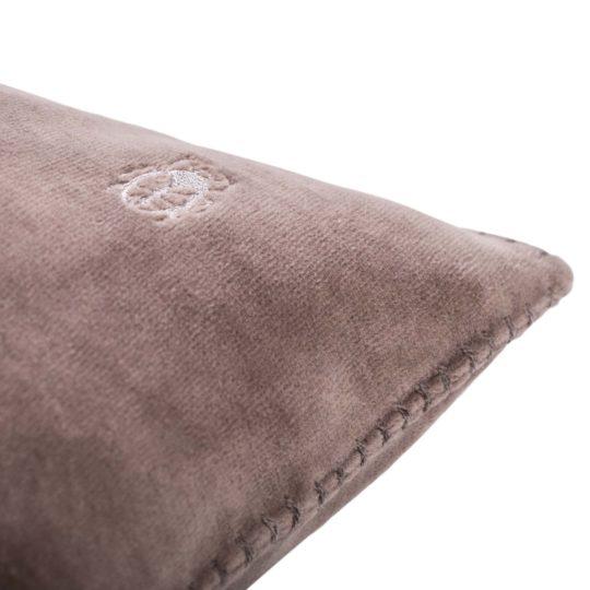 zoeppritz Darling Kissenhuelle, Farbe braun, Material Baumwolle in Groesse 40x40