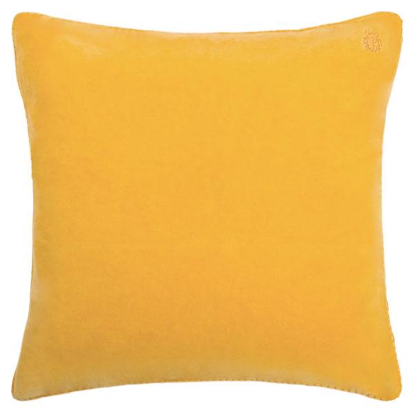 zoeppritz Darling Kissenhuelle, Farbe gelb, Material Baumwolle in Groesse 50x50