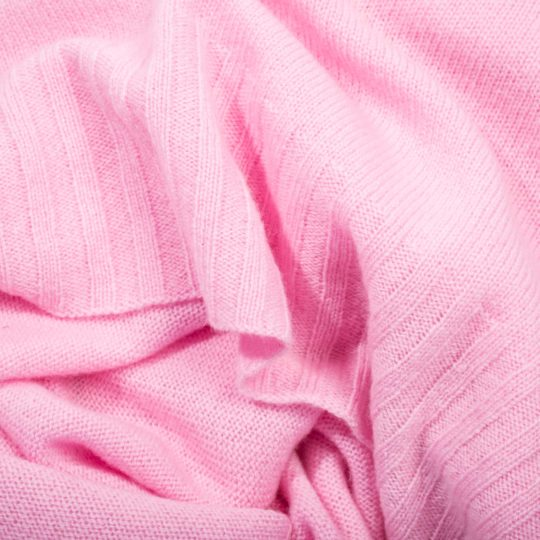 zoeppritz Hot Schal, Farbe rosa, Material Cashmere in Groesse 110x150