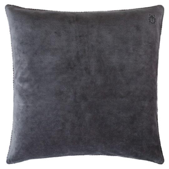 zoeppritz Darling Kissenhuelle, Farbe grau, Material Baumwolle in Groesse 40x40
