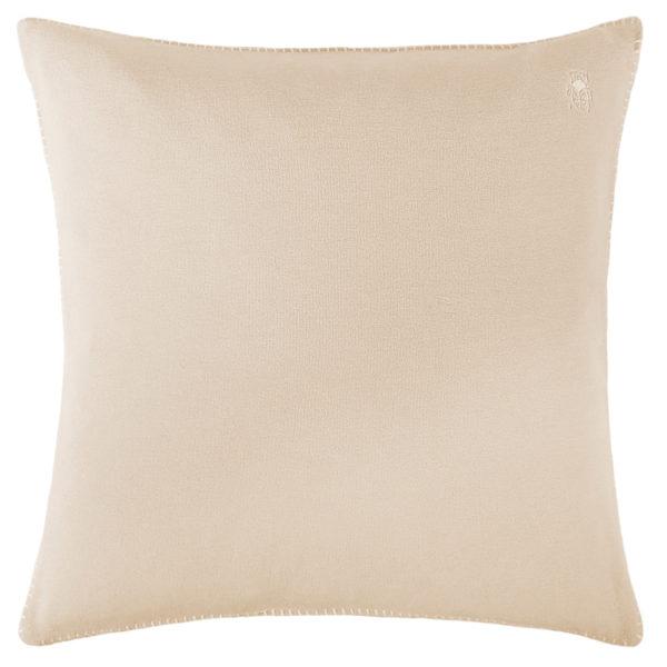 zoeppritz Darling Kissenhuelle, Farbe lehm-beige, Material Baumwolle in Groesse 50x50