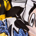 zoeppritz Beach Mickey Oh Strandtuch Handtuch Disney Muster, Material Baumwolle, in Groesse 90x180