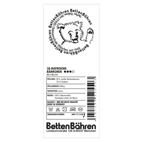 30 bayrische Bährchen