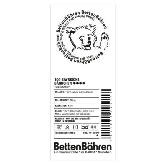 100 bayrische Bährchen