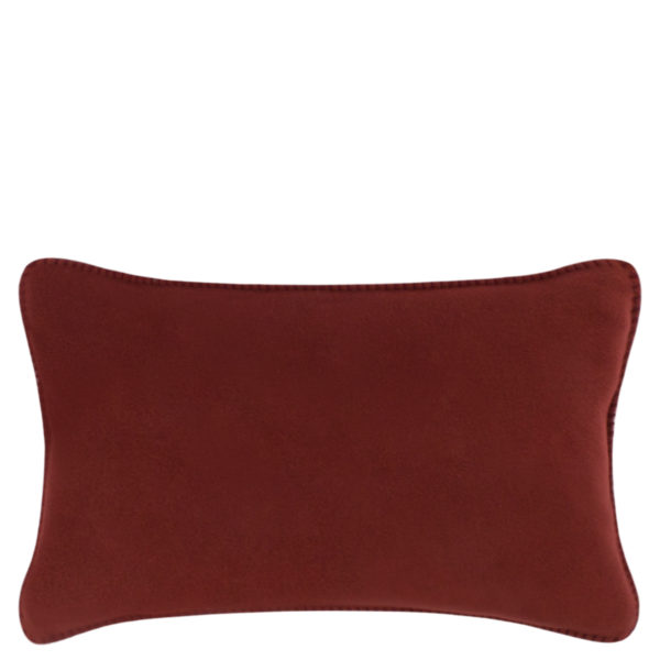 Cushion cover 30x50cm in brown, zoeppritz Soft-Fleece