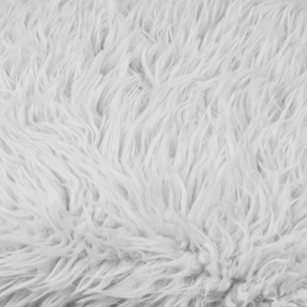 Faux fur blanket, cloud from polyster, 140x190cm, zoeppritz Reborn