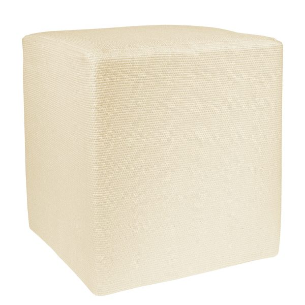 zen cube zoeppritz  beistelltisch in quaderform beige