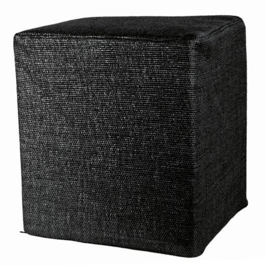 zen cube zoeppritz  beistelltisch in quaderform carbon