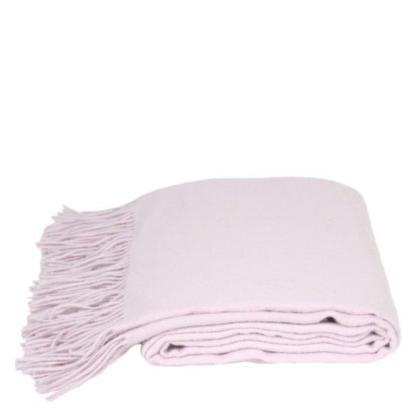 attitude zoeppritz alpaka decke 130x200 pink rosa
