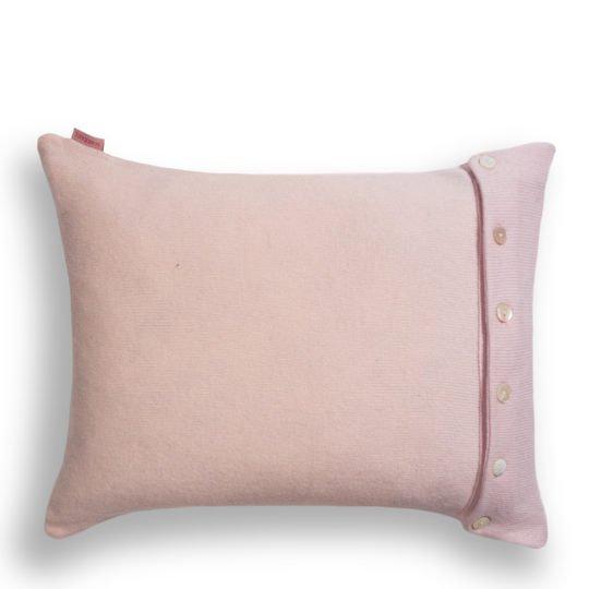 zoeppritz cashmere purity kissenbezug 30x40 rosa