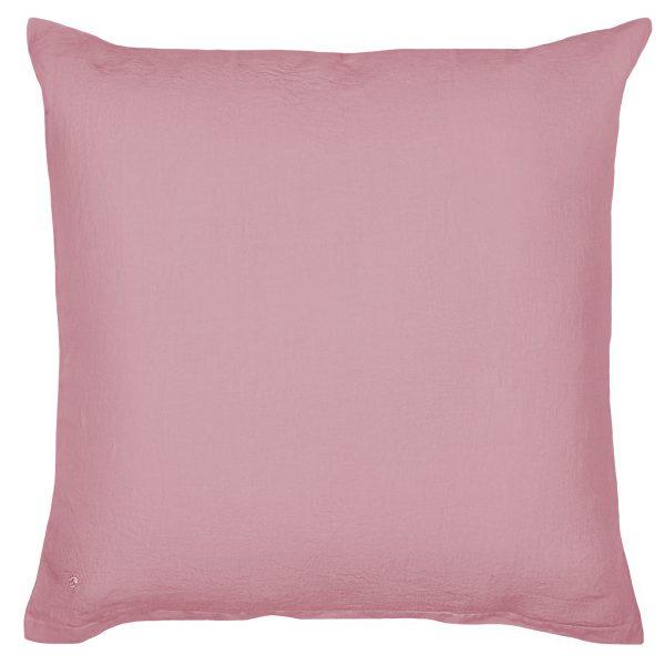 stay zoeppritz leinen kissenbezug rosa