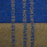 zoeppritz Believe in Kissenbezug, Farbe gruen, Material Schurwolle in Groesse 40x60