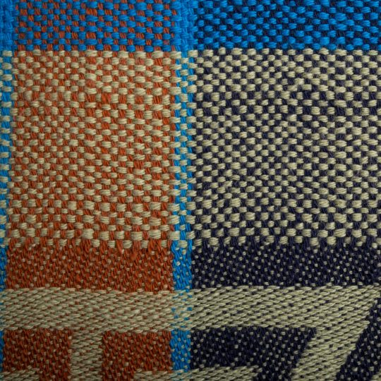 zoeppritz Origin Kissenbezug, Farbmix, Material Baumwolle in Groesse 60x60