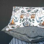 zoeppritz Centuries Kissenbezug, Farbmix, Material Baumwolle in Groesse 40x80