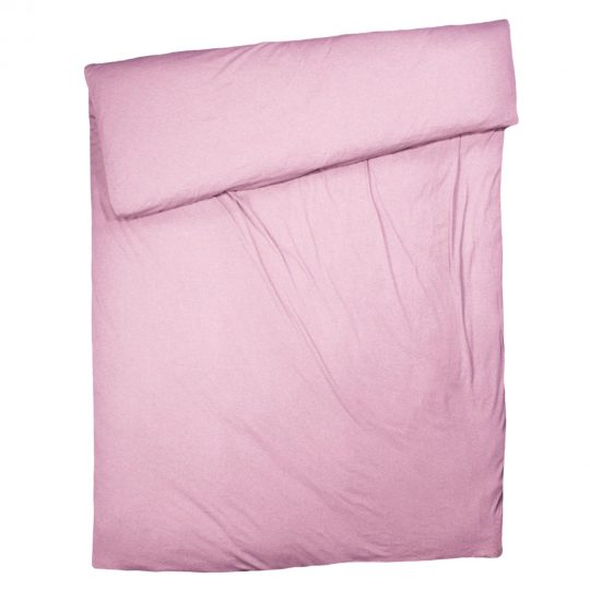 zoeppritz Chill out Bettbezug, Farbe pink-rosa, Material Baumwolle in Groesse 140x200