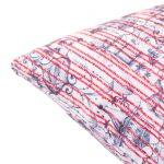 zoeppritz Believe in centuries Kissenbezug, Farbe rot, Material Baumwolle in Groesse 60x60