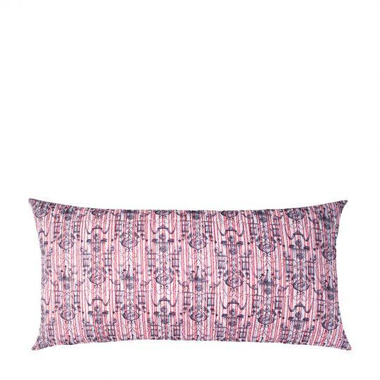 zoeppritz Believe in centuries Kissenbezug, Farbe rot, Material Baumwolle in Groesse 40x80