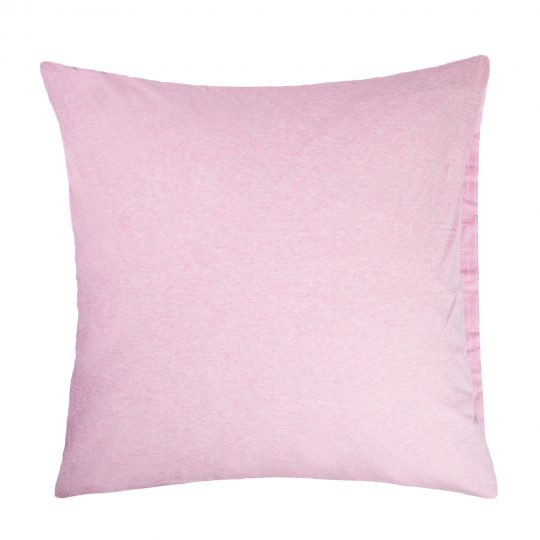zoeppritz Chill out Kissenbezug, Farbe pink-rosa, Material Baumwolle in Groesse 70x90
