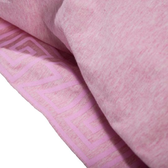 zoeppritz Chill out Kissenbezug, Farbe pink-rosa, Material Baumwolle in Groesse 40x80