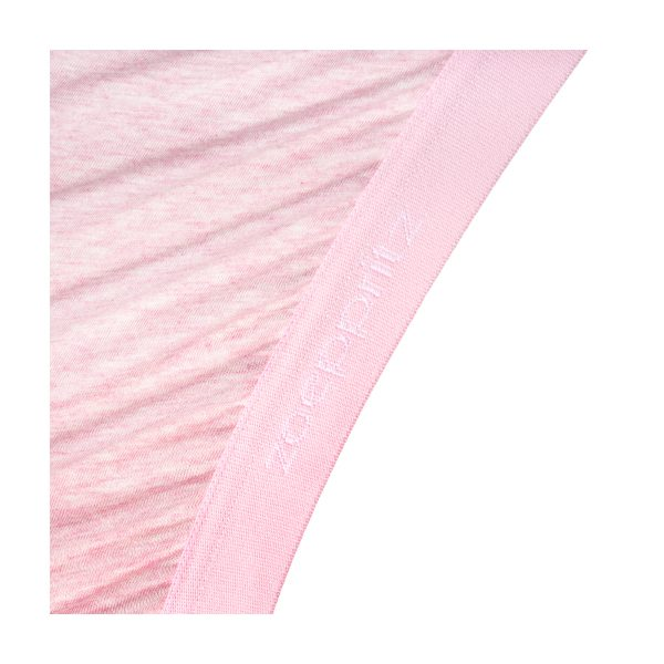 zoeppritz Chill out Spannbetttuch, Farbe pink-rosa, Material Baumwolle in Groesse 180-200x200