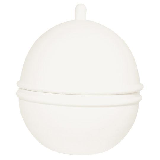 zoeppritz Titty Porzellan Schale, Farbe weiss mittel