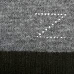 zoeppritz Hot Block Schal, Gruen, Material Cashmere gestreift in Groesse 110x155