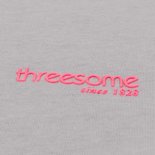zoeppritz Threesome T-Shirt, Farbe grau, Material Bio Baumwolle, Groesse S
