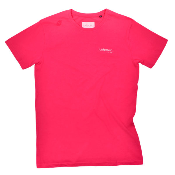 zoeppritz Unknown T-Shirt, Farbe pink-rosa, Material Bio Baumwolle, Groesse XL