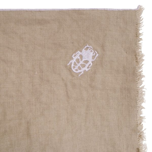 zoeppritz Stay Tischset Platzdecke, Farbe natur, Material Leinen in Groesse 35x50
