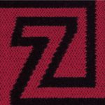 zoeppritz Legacy Kissenhuelle, Farbe rot, Material Schurwolle Merino Cashmere, in Groesse 40x40