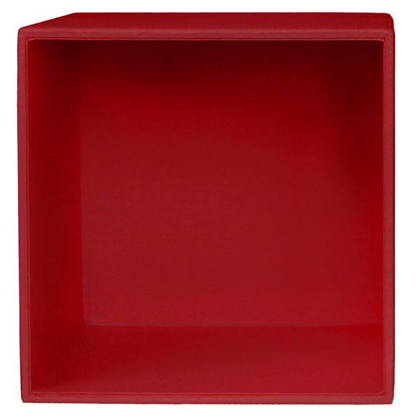 zoeppritz Shipshape 45 Box rot, Material MDF Kunstleder