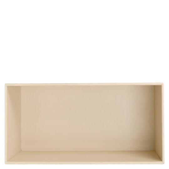 zoeppritz Shipshape 60 Box creme, Material MDF Kunstleder