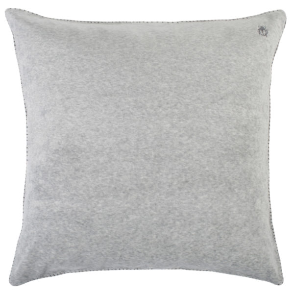 zoeppritz Darling Kissenhuelle, Farbe hellgrau, Material Baumwolle in Groesse 40x40