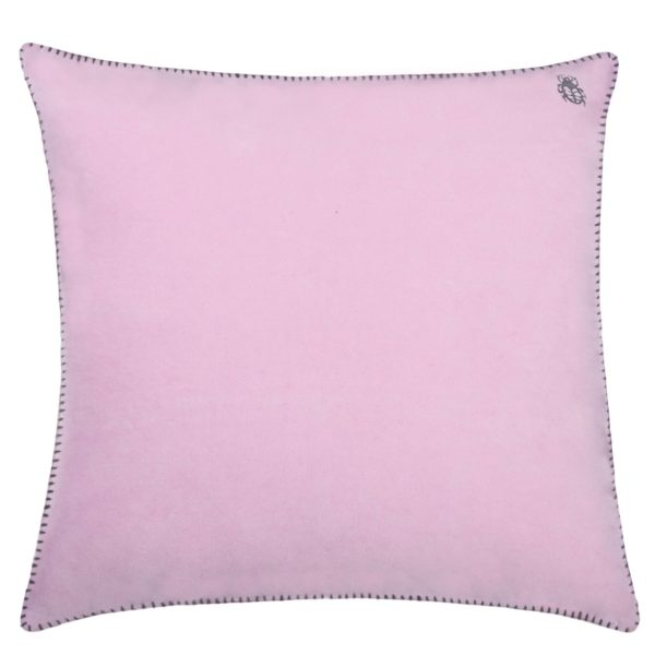 zoeppritz Darling Kissenhuelle, Farbe rosa, Material Baumwolle in Groesse 50x50