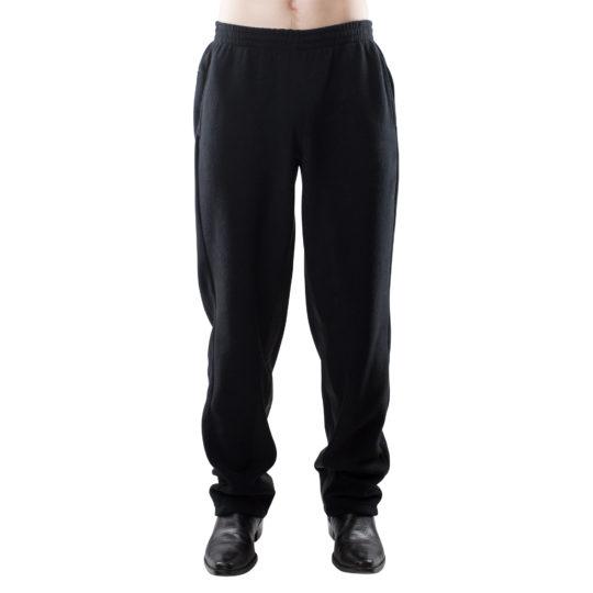4051244517492-00-Soft-zoeppritz-Pants-straight-S-Fleece-schwarz