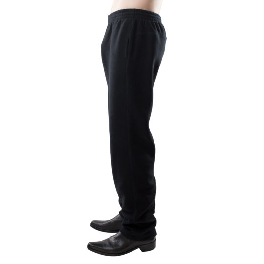 4051244517492-01-Soft-zoeppritz-Pants-straight-S-Fleece-schwarz