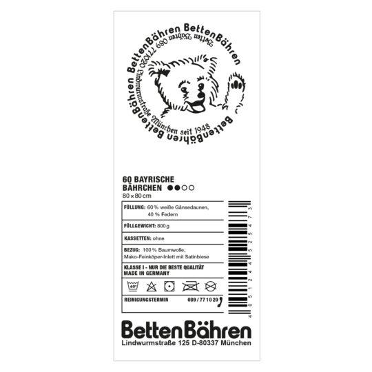 60 bayrische Bährchen
