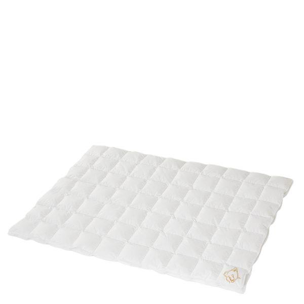 Betten Baehren 100 bayrische Baehrchen Daunen Bettdecke extra-leicht Farbe weiss, in Groesse 200x200