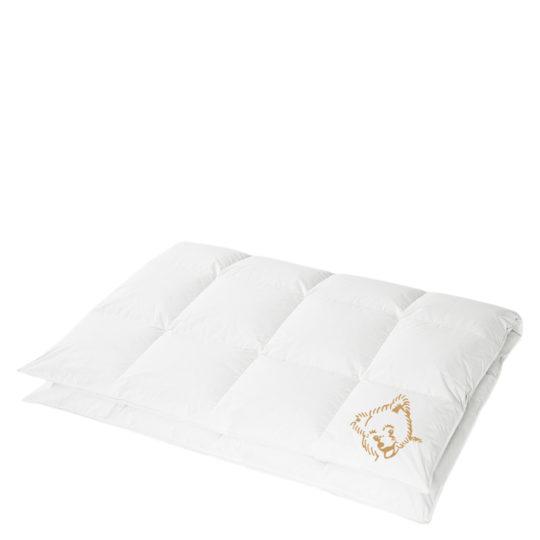 Betten Baehren 100 bayrische Baehrchen Daunen Bettdecke warm Farbe weiss, in Groesse 200x220
