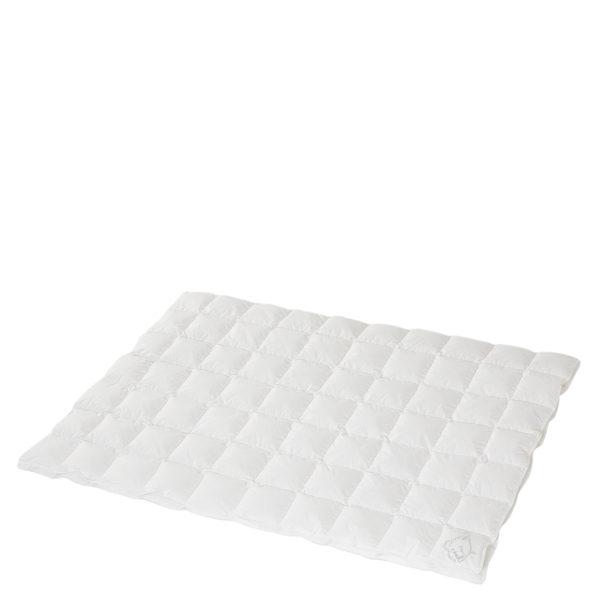 Betten Baehren 100 Baehrchen Muensterlaender Daunen Bettdecke extra-leicht Farbe weiss, in Groesse 200x200